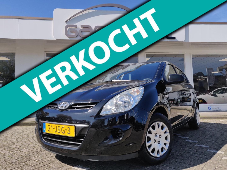 Hyundai I20 1.2i activeversion org. nl