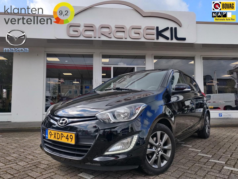 Hyundai I20 1.2i go! plus org.nl