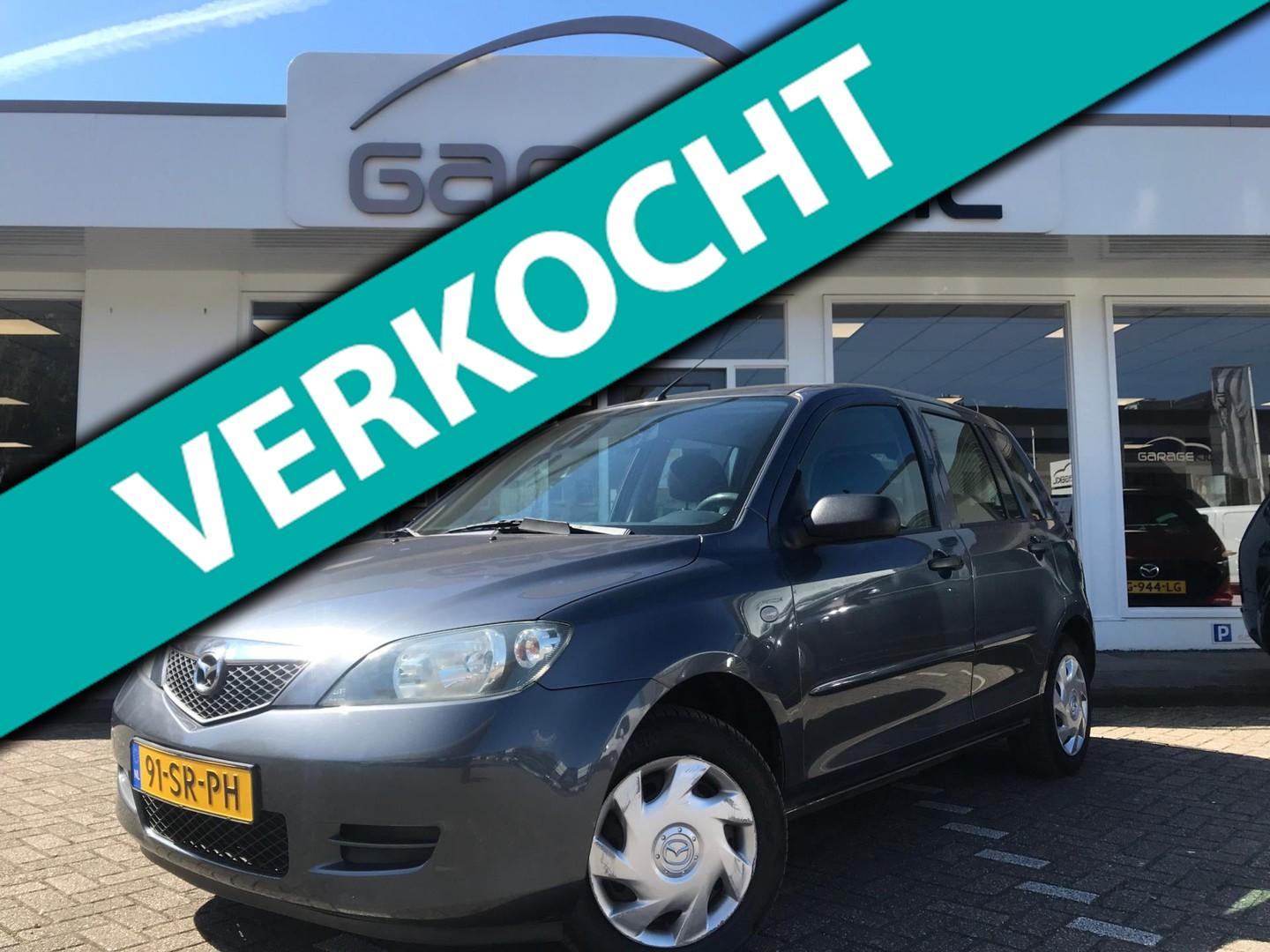Mazda 2 1.4 exclusive org.nl