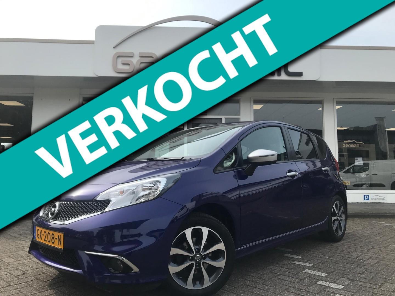 Nissan Note 1.2 n-tec org.nl