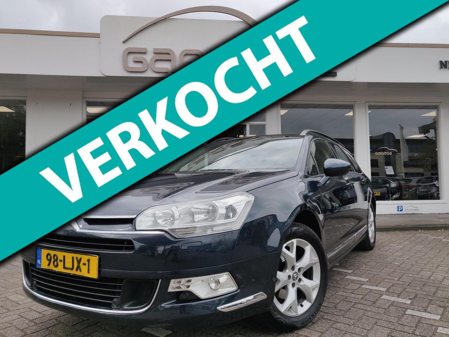 Citroën C5 Tourer 1.6 thp business org.nl