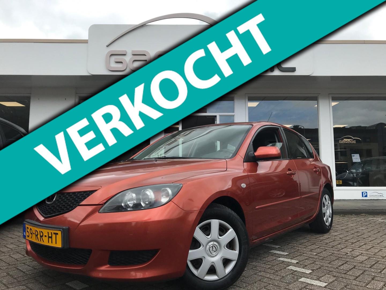 Mazda 3 Sport 1.6 touring org.nl