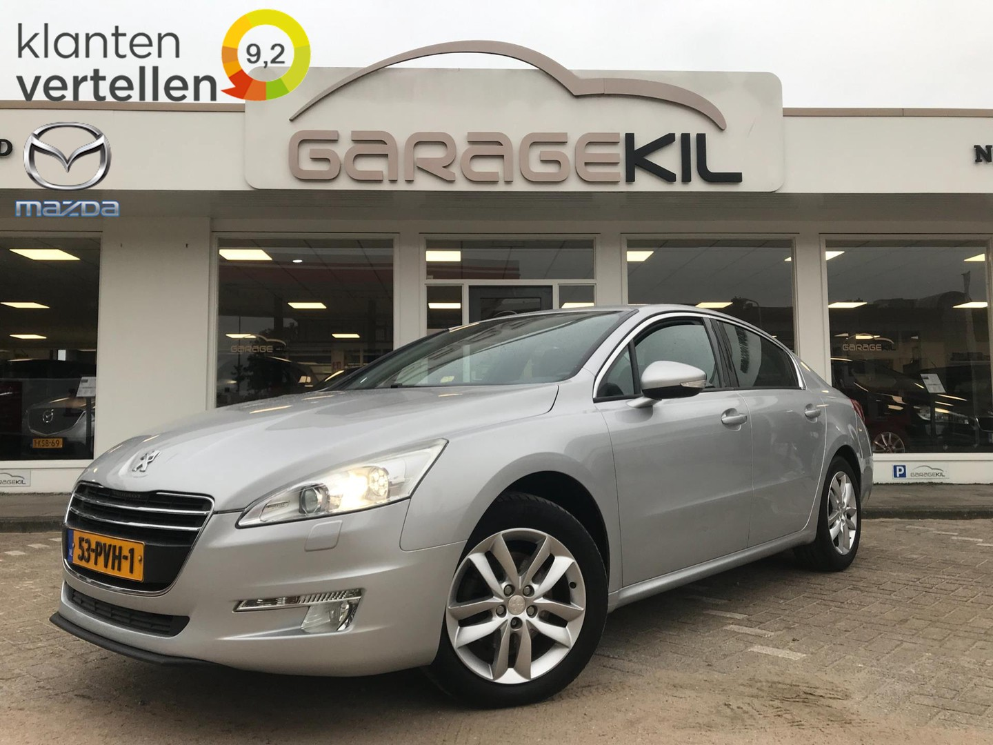 Peugeot 508 1.6 thp active org.nl