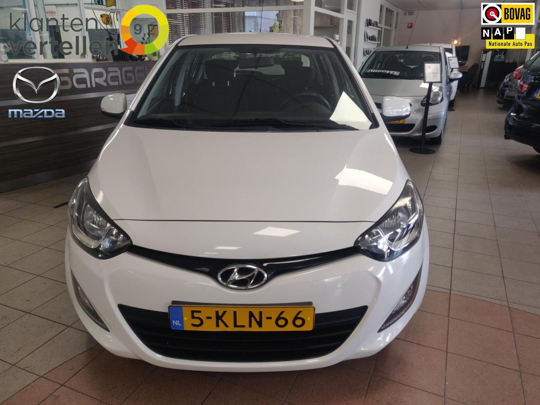 Hyundai I20 1.2i i-deal org.nl