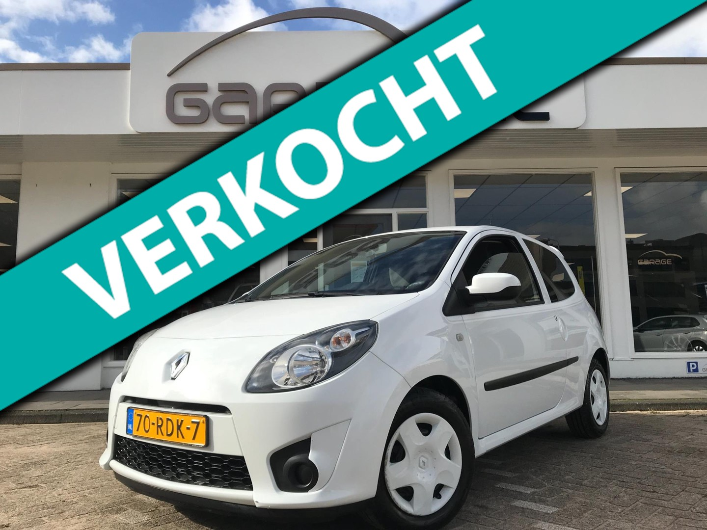 Renault Twingo 1.2-16v collection org.nl