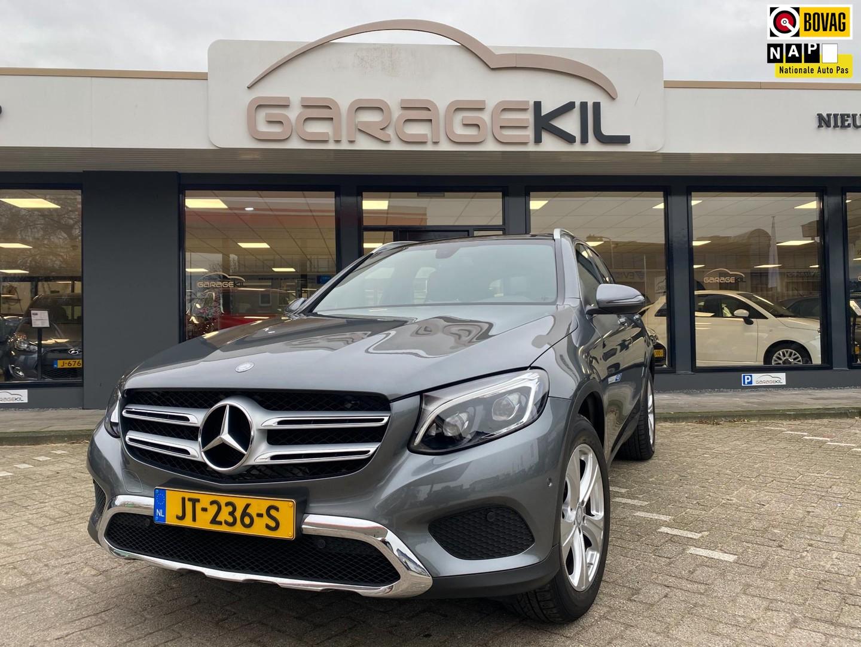 Mercedes-benz Glc 250 4matic orig. nl, 1ste eig. pano dak, elek. trekhaak, led verlichting.