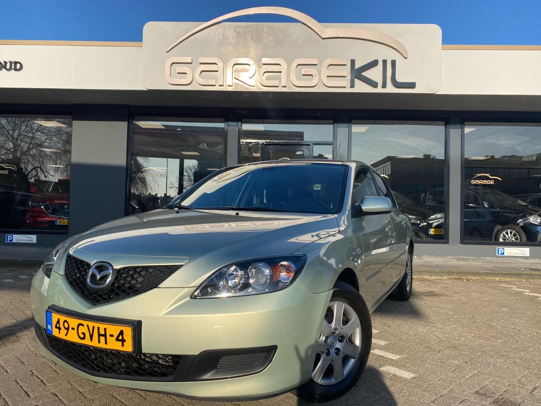 Mazda 3 1.6 s-vt touring automaat, orig. nl, 2de eigenaar, airco, centrale vergrendeling