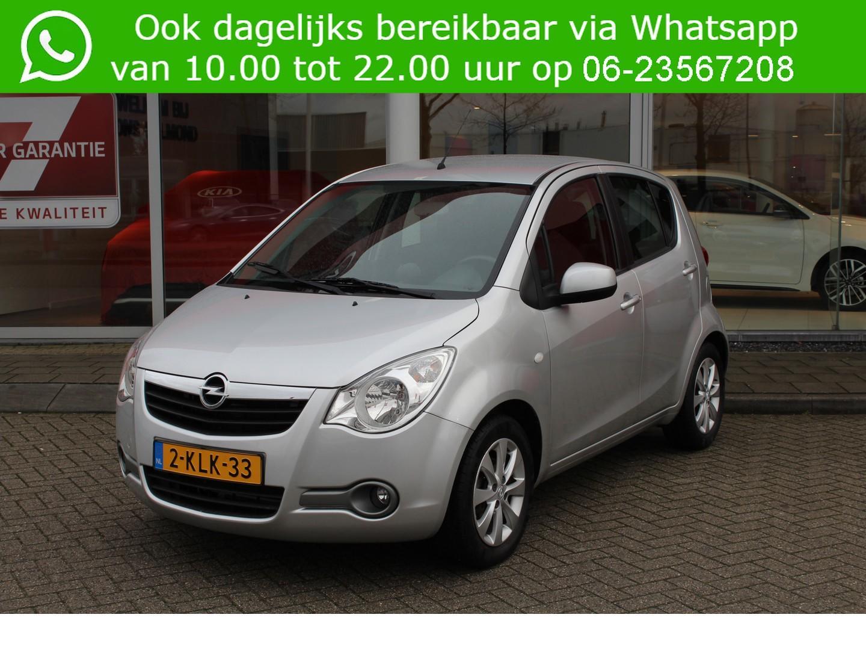 Opel Agila 1.0 edition vanaf € 99,- p.mnd