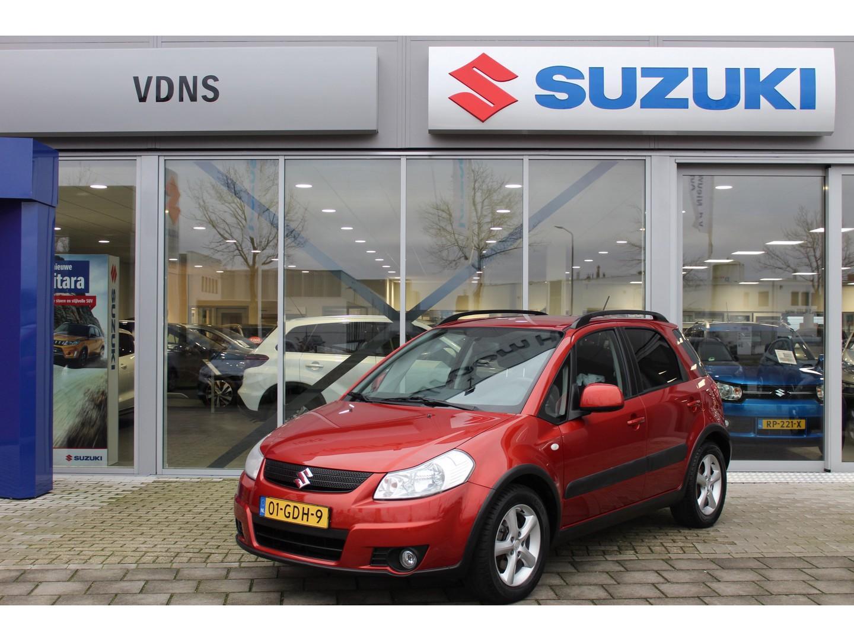 Suzuki Sx4 1.6 shogun dealer onderhouden! info 0492588976 mobiel 0614332410 mail m.safari@vdnieuwenhuijzen.nl
