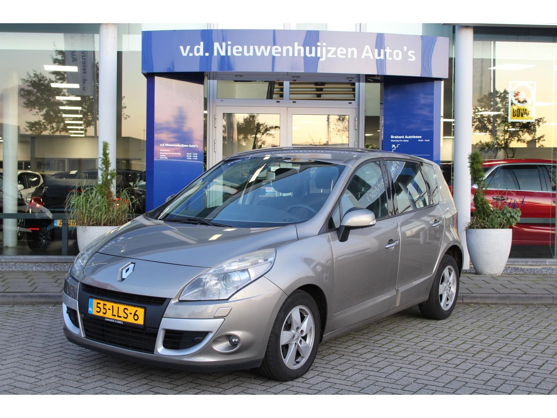 Renault Scénic 1.4 tce dynamique 1e eigenaar !! zeer luxe uitv  navigatie trekhaak xenon   info fbogaars 0492-588956