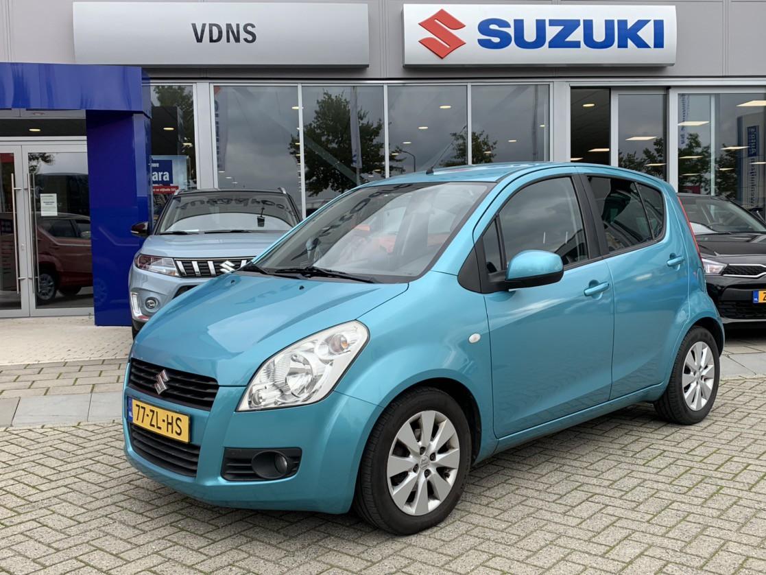 Suzuki Splash 1.2 exclusive airco, hoge instap, dealer onderhouden info: 0614332410