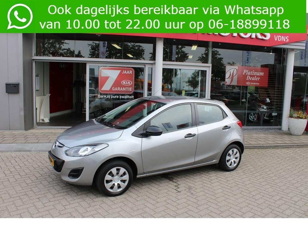 Mazda 2 1.3i cool 5-drs lpg-3 info roel 0492-588951