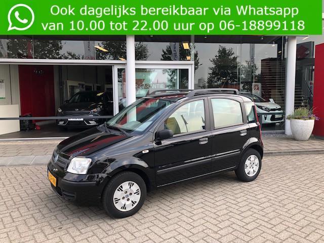 Fiat Panda 1.2 dynamic- 46.000km uniek!! lease onder de € 100,= per maand ! info roel 0492-588951