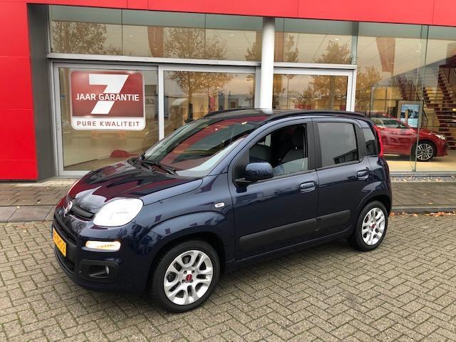 Fiat Panda 0.9 twinair lounge lease v.a €81 pm 1e eigenaar in nieuwstaat info roel 0492-588951