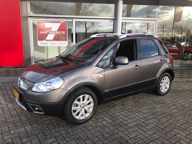 Fiat Sedici 1.6-16v emotion climatronic luxe uitvoering perfecte staat info roel: 0492-588951