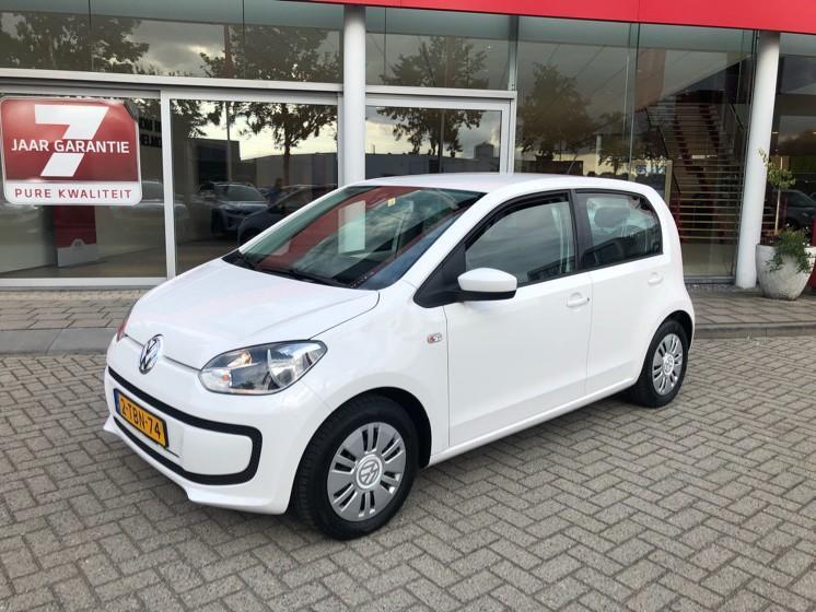 Volkswagen Up! 1.0 move up! bluemotion lease vanaf € 79,= p/mnd info: roel 0492-588951