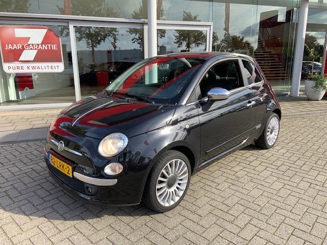 Fiat 500 1.2 sport automaat 82.000km 1e eigenaar dealeronderhouden perfecte staat info roel 0492-588951