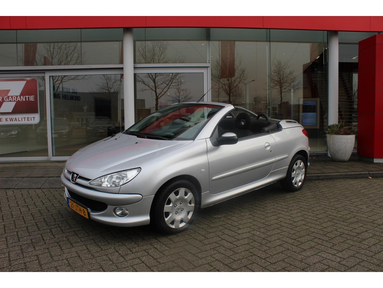 Peugeot 206 Cc 1.6-16v lease vanaf € 69,- per maand fbogaars 0492-588956