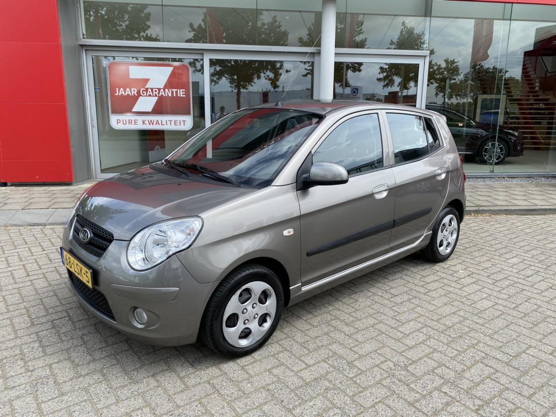 Kia Picanto 1.0 seven // airco // 98.000km // perfect onderhouden // nl auto // airco // 98.000km!! info roel@vdns-kia.nl 0492-588951