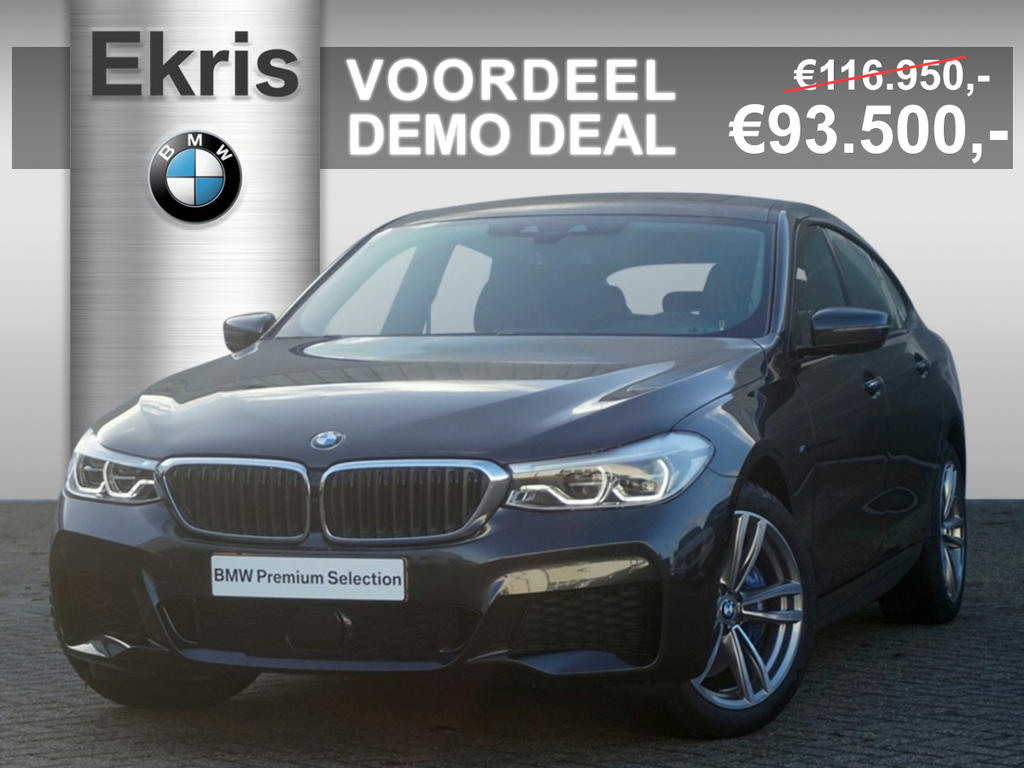 Bmw 6 serie 630d xdrive gran turismo aut. high executive m sportpakket