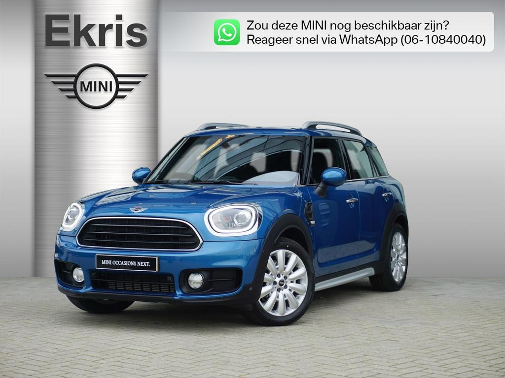 Mini Countryman One aut. business + jcw interieur