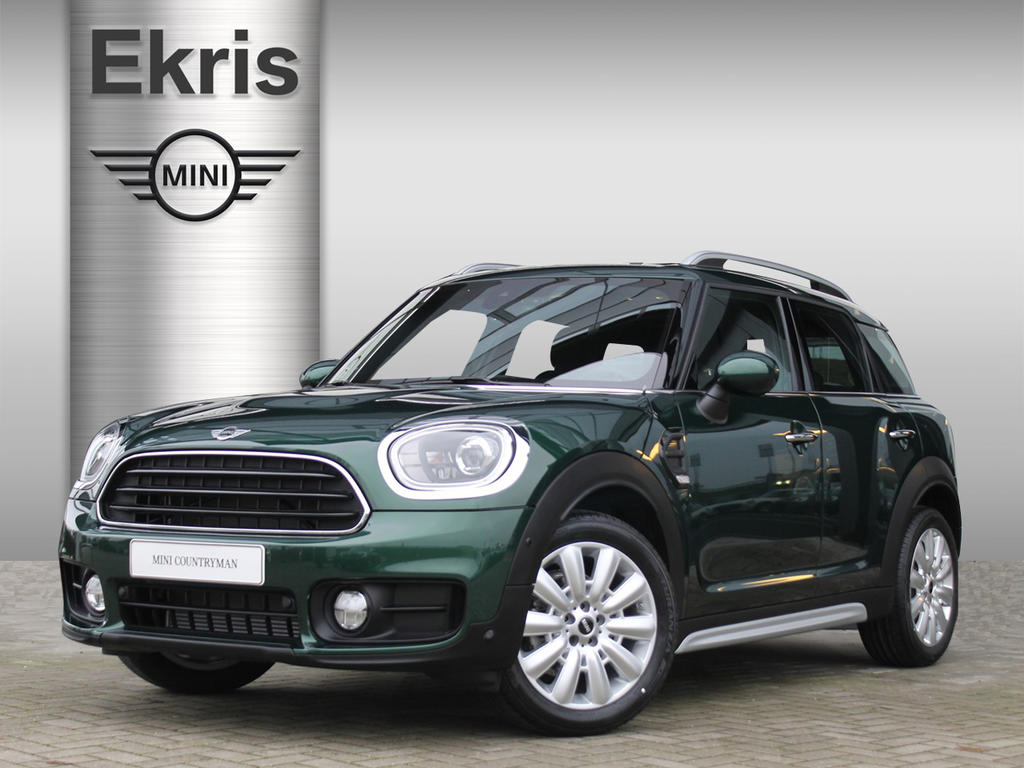 voorraad mini mini countryman one jcw interieur business plus benzine. Black Bedroom Furniture Sets. Home Design Ideas