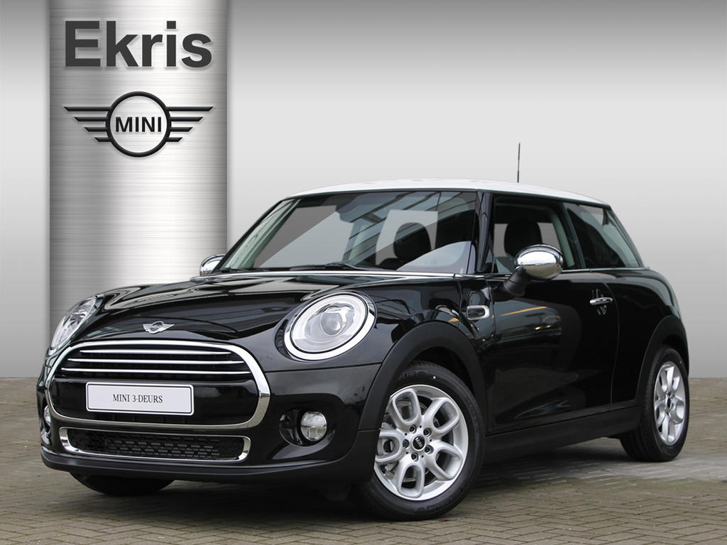 Mini 3-deurs Cooper chili + business