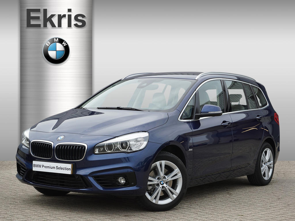 Bmw 2 serie 218i gran tourer aut. high executive sportline 7 persoons