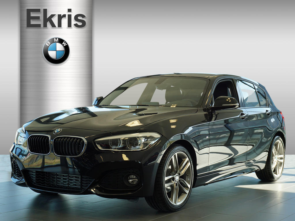 Bmw 1 serie 118i high executive m sportpakket