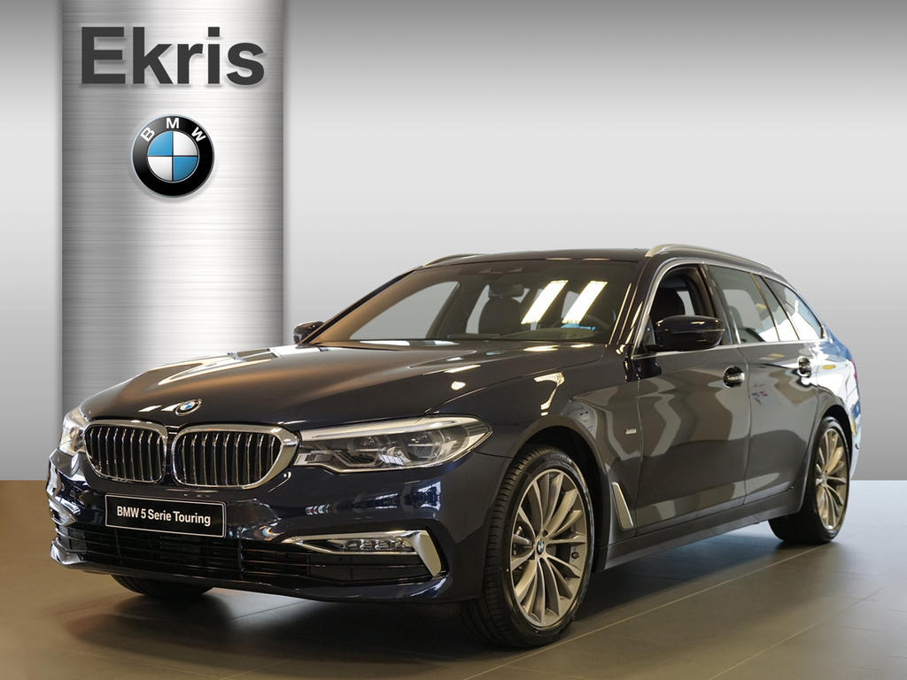 Bmw 5 serie 520d touring aut. high executive luxury line