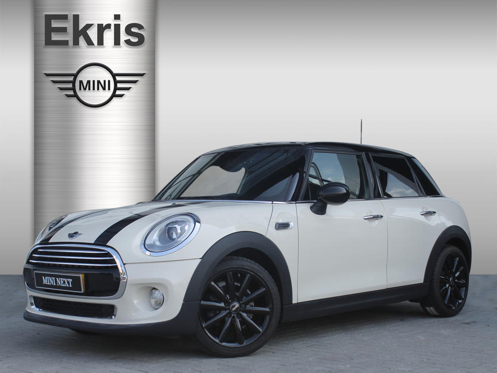 Mini 5-deurs Cooper pepper + wired