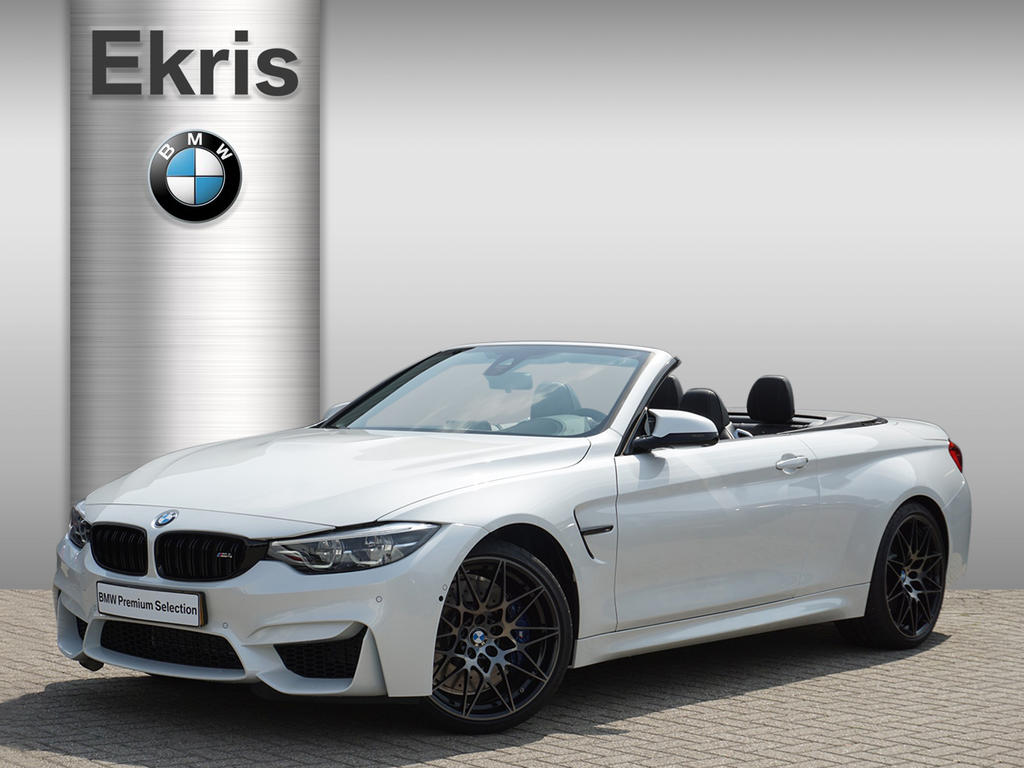 Bmw M4 Cabrio m competition m driver's package