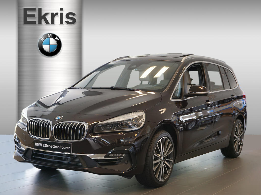 Bmw 2 serie 218i gran tourer aut. high executive luxury line 7 persoons