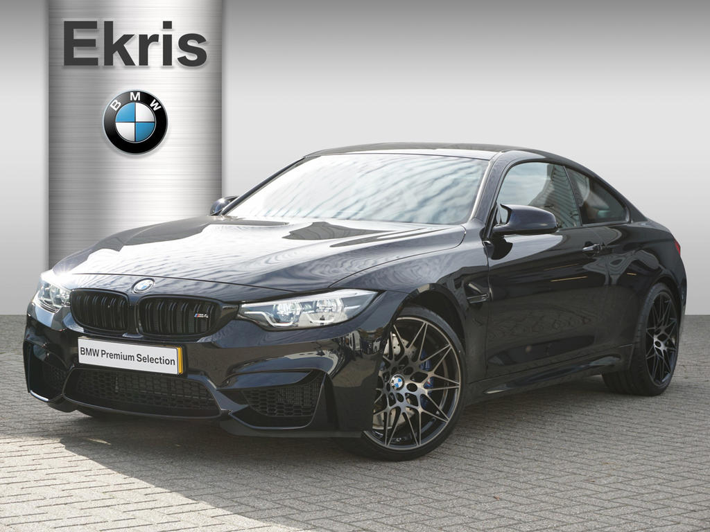 Bmw M4 Coupé dct m competition package m driver's package - herfstvoordeel