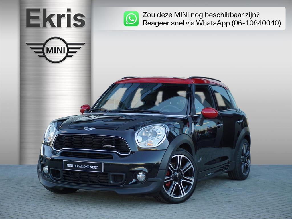 Mini Countryman John cooper works all4 chili