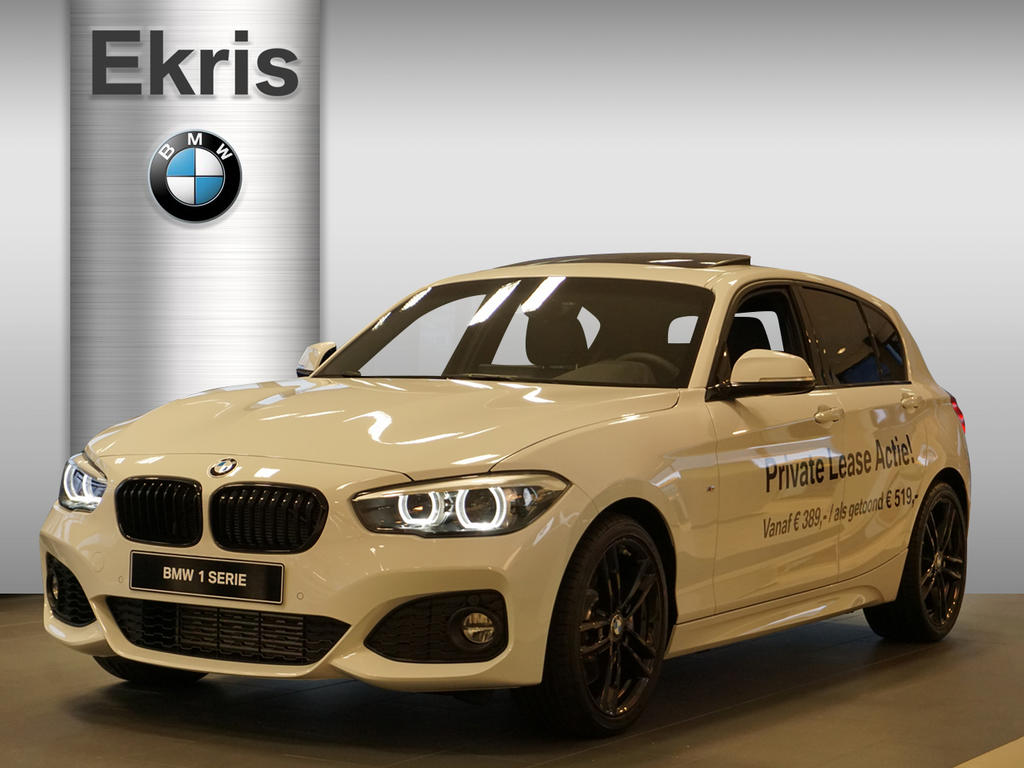 Bmw 1 serie 118i 5-deurs aut. high executive m sport shadow