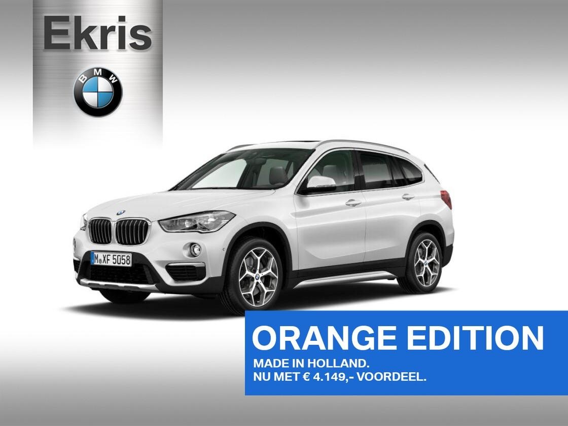 Bmw X1 Sdrive20i aut. high executive model xline orange edition
