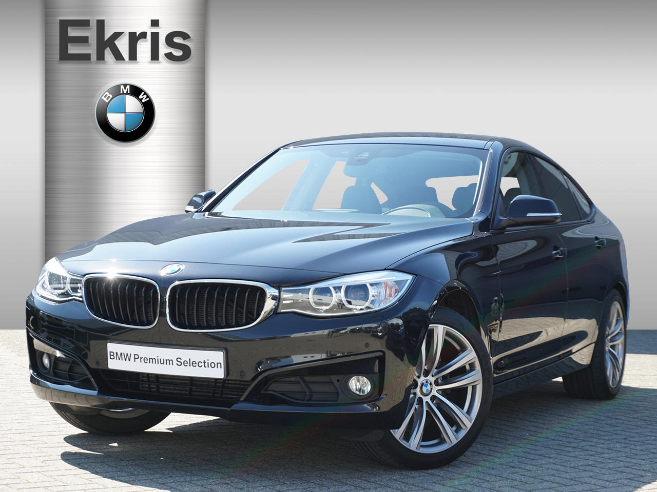 Bmw 3 serie 320d gran turismo aut. high executive