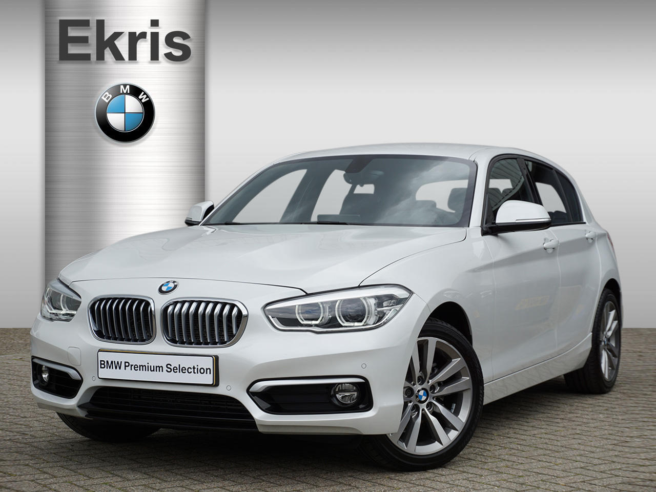Bmw 1 serie 118i 5-deurs aut. high executive urban line