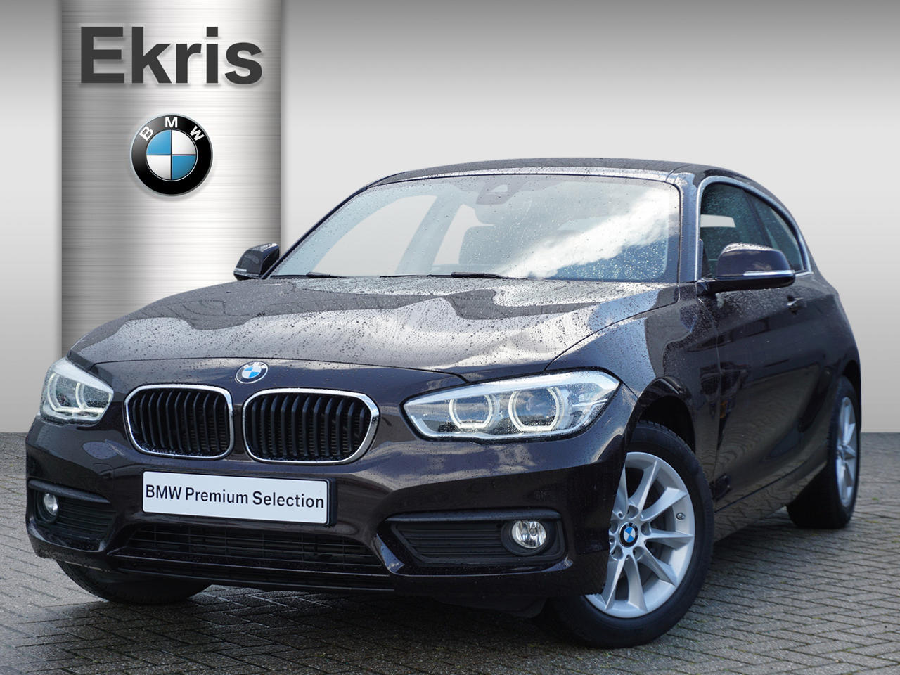 Bmw 1 serie 116i 3-deurs high executive