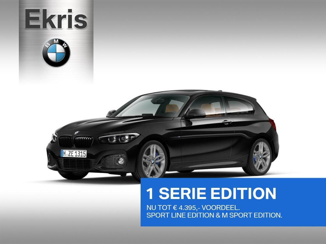 Bmw 1 serie 118i 3-deurs aut. high executive m sport edition