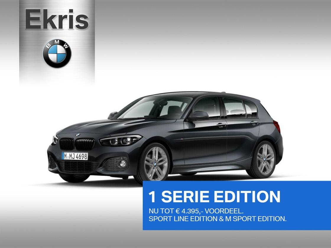 Bmw 1 serie 118i 5-deurs aut. high executive m sport edition