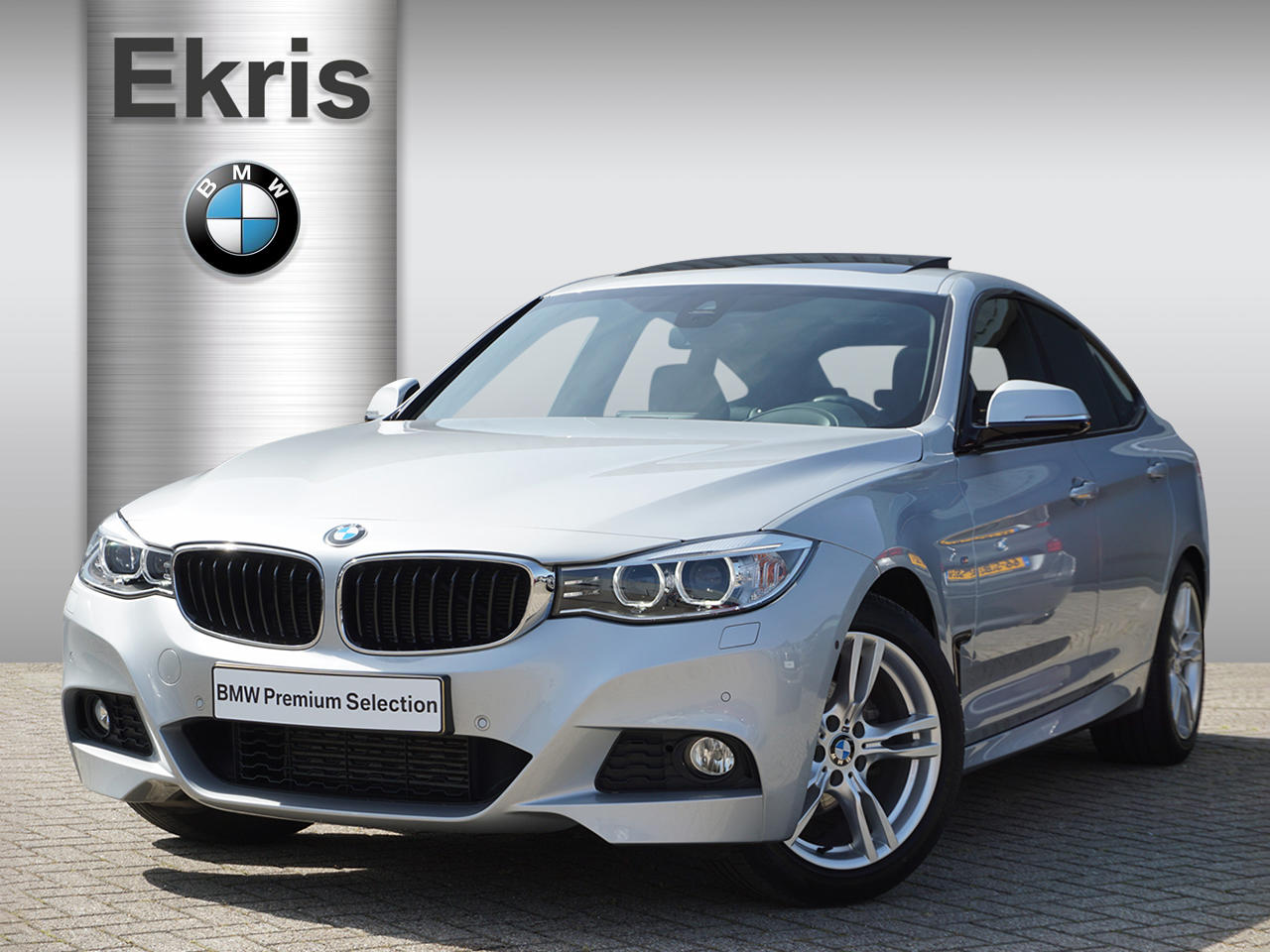 Bmw 3 serie 320i gran turismo aut. high executive m sportpakket