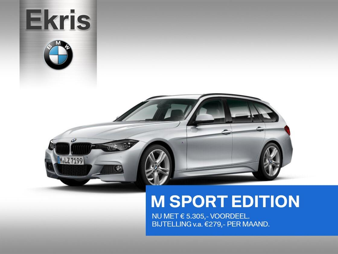 Bmw 3 serie 318i touring aut. m sport corporate lease edition
