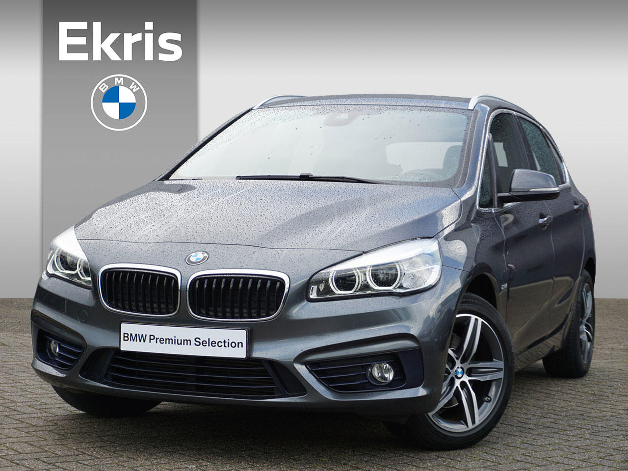 Bmw 2 serie active tourer 216d aut. executive sportline