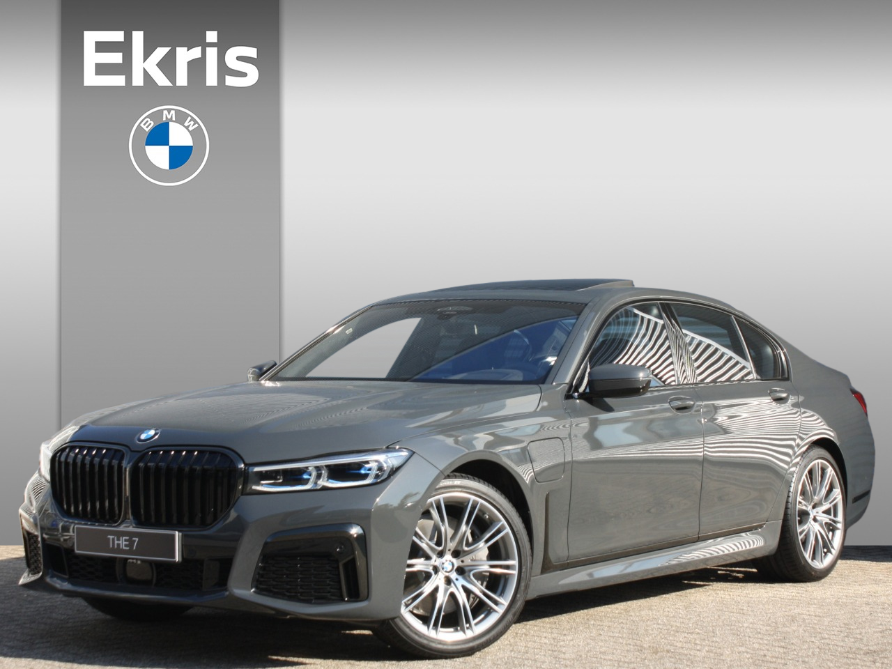 Bmw 7 serie 745e iperformance high executive