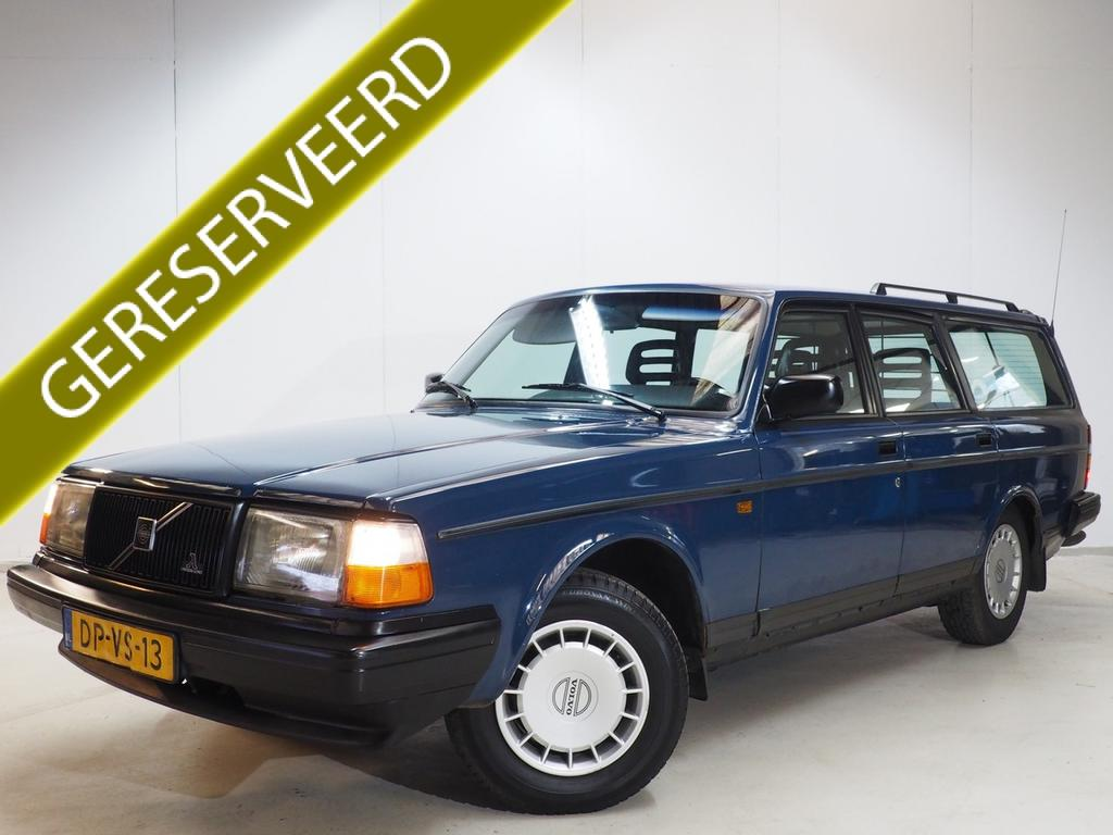 Volvo 240 2.0i polar, afkomstig van 1e eigenaar, apk 12-2019!!
