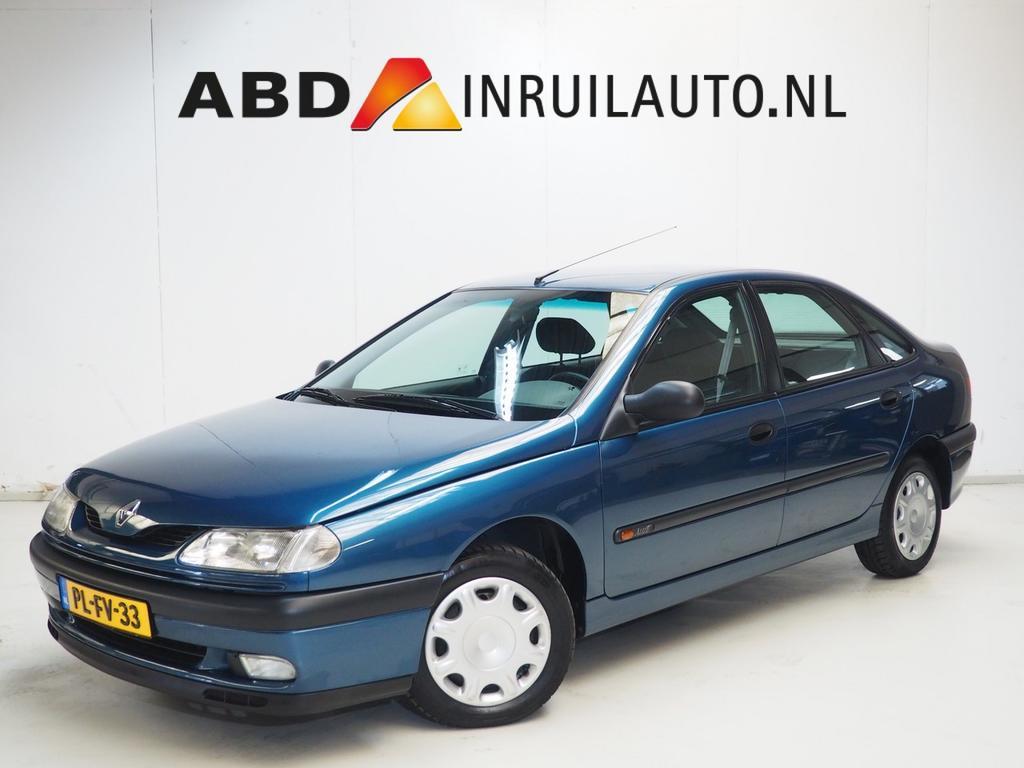 Renault Laguna 1.8 rt, supernette staat, dealeronderhouden, slechts 120118km