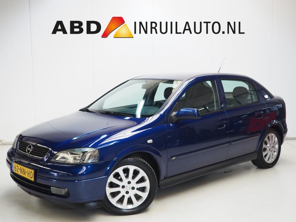 Opel Astra 1.6-16v sport edition ii, airco, 5drs, cruise control, trekhaak