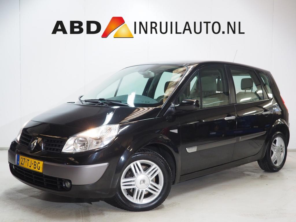 Renault Scénic 2.0-16v tech line, apk 12-2019!! clima, cruise, dbriem vv